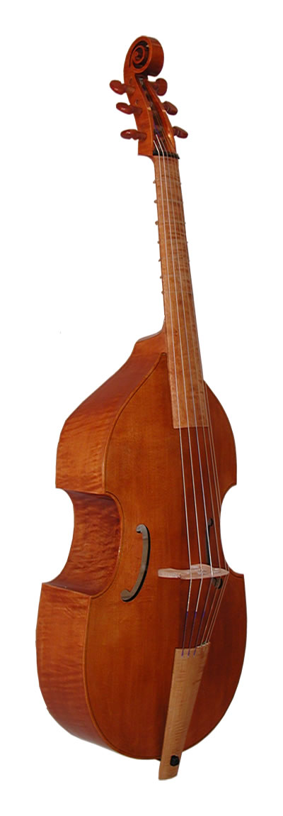 bertrand 7string bass viol
