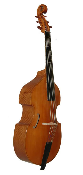 norman bass viol